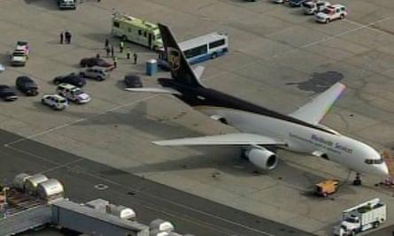 UPS plane bomb plot