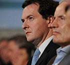 George Osborne at Conservative party annual conference