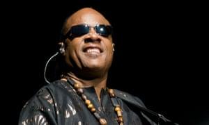 Glastonbury Music Festival 2010: Stevie Wonder