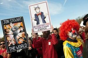 Restore Sanity: Rally to Restore Sanity in Washington DC