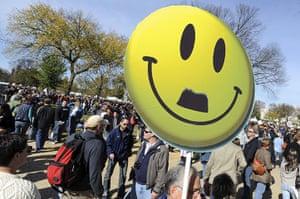 Restore Sanity: Restore Sanity Rally in Washington DC