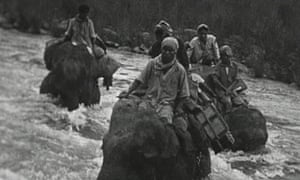 Gyles Mackrell footaga Burma