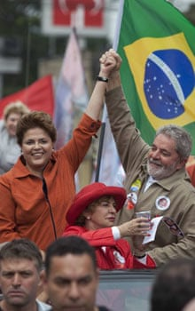 Presidential election in Brazil, Dilma Rousseff