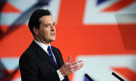 George Osborne at the Conservative Family Conference