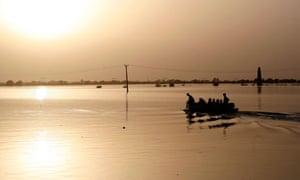 pakistan floods: sindh province