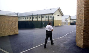 Yarls Wood immigration removal centre in Bedfordshire is the largest in the UK detention estate