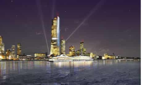 Liverpool docks plan