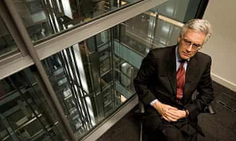 Lord Adair Turner, Chairman of the Financial Services Authority (FSA)