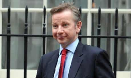 Education secretary, Michael Gove, faces legal action over decision to axe school building programme