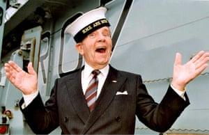 Norman Wisdom: Norman Wisdom Aboard Hms Ark Royal 2002