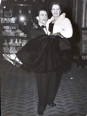 Norman Wisdom: Sir Norman Wisdom With His Mother Maude Wisdom Actor