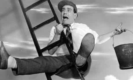 'Up In The World' in 1956 staring Norman Wisdom