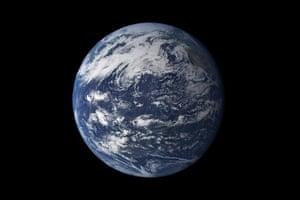 Satellite Eye on Earth  Earth's water