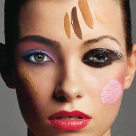 Make-up composite