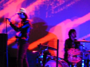 week in pics: Hilfiger: The Strokes performing