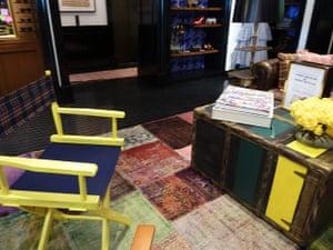 week in pics: Hilfiger: Fifth Avenue store