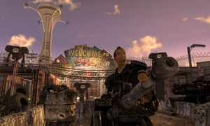 Fallout: New Vegas - preview | Technology | The Guardian