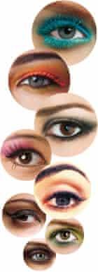 Make-up: eyes