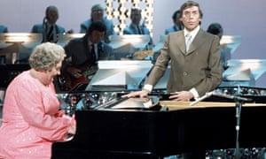 'Shut That Door!' TV Programme. - 1972