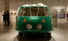 Norman Foster's Dymaxion car