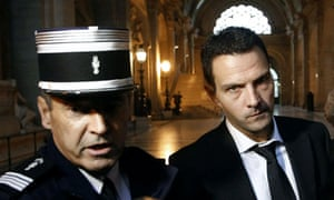 French rogue trader Jerome Kerviel