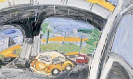 Phil Kelly Taxi Bajo el Puente