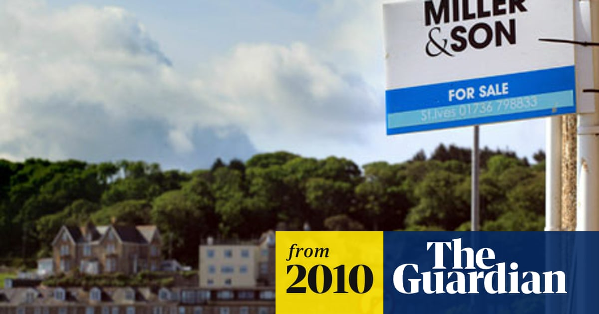 Housing market crash feared after average house prices take