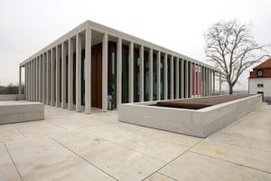 David Chipperfield: The new literature museum by David Chipperfield in Marbach am Neckar