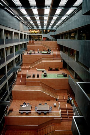 David Chipperfield: The BBC Scotland Headquarters in Glasgow, designed by David Chipperfield