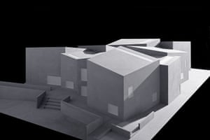 David Chipperfield: The Hepworth, Wakefield, a new art gallery opening in early 2011