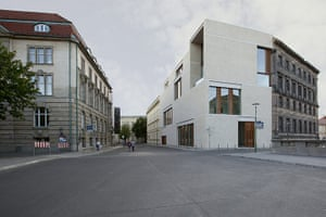 David Chipperfield: Am Kupfergraben 10 in Berlin, Germany, by David Chipperfield Architects