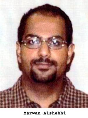 Hamburg Cell: Marwan Al-Shehhi