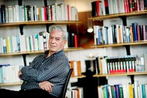 Mario Vargas Llosa: Mario Vargas Llosa