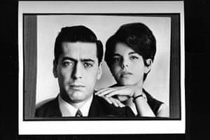 Mario Vargas Llosa: Author Mario Vargas Llosa with his wife Patricia