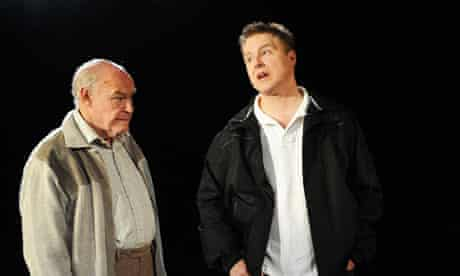 Timothy West and Samuel West in A Number