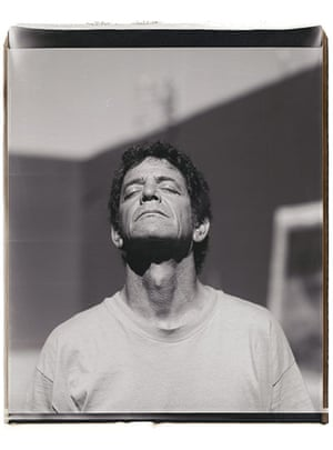 Julian Schnabel: Untitled (Lou Reed, Montauk Studio), 2002 by Julian Schnabel