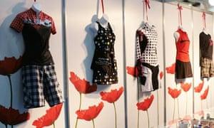 Minx-girl.com cycle clothing