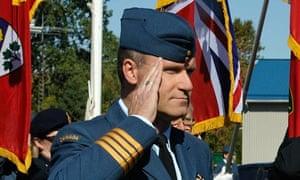 Canadian air force commander to admit murder charges | World