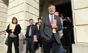 Ballymurphy massacre campaigners