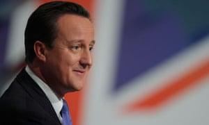 David Cameron at Conference 2010