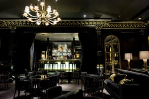 Savoy hotel reopens: The Beaufort Bar