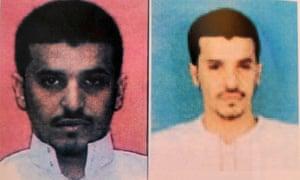 Saudi al-Qaeda member Ibrahim Hassan al-Asiri