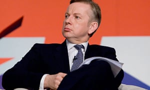 Michael Gove at the 2010 Conservative party conference