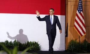 Barack Obama speech Indonesia