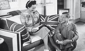 The Duke and Duchess of Windsor at Government House, Nassau