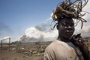 Prix Pictet: Nyaba Leon Ouedraogo The Hell of Copper,  Accra, Ghana