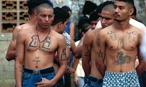 HONDURAS FIGHTING CRIME