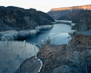 Prix Pictet: Mitch Epstein: Hoover Dam and Lake Mead,