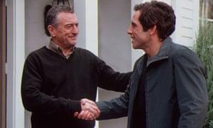 Ben Stiller and Robert De Niro in Meet the Parents