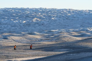 Polar circle: Polar Circle marathon - leaders